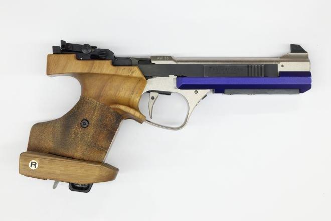 Kaliber .22 sportspistol
