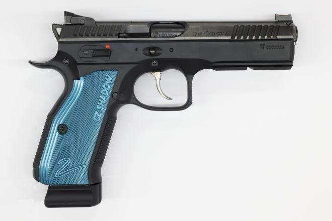 Grovpistol 9mm/.40/.45