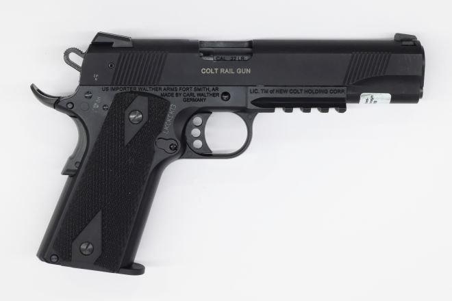 Kaliber .22 pistol