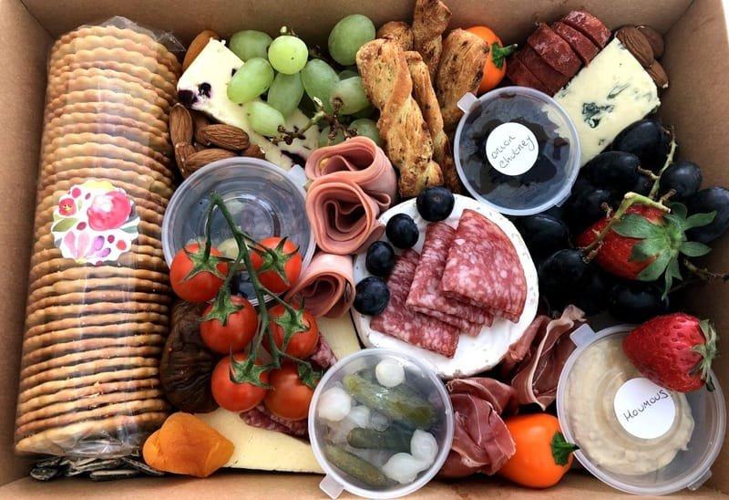Delicious Deli Box for 2-4