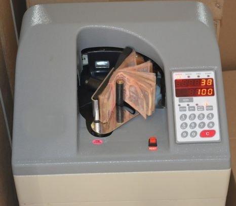 Bundle Note Counting Machine -Vacuum based