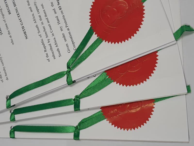 Apostille Certificate Services