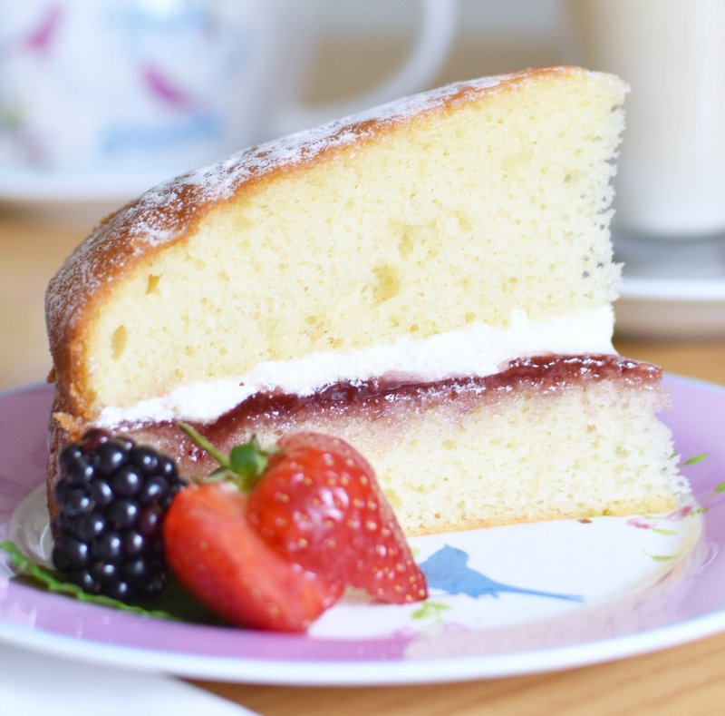 Weekday Coffee & Cake