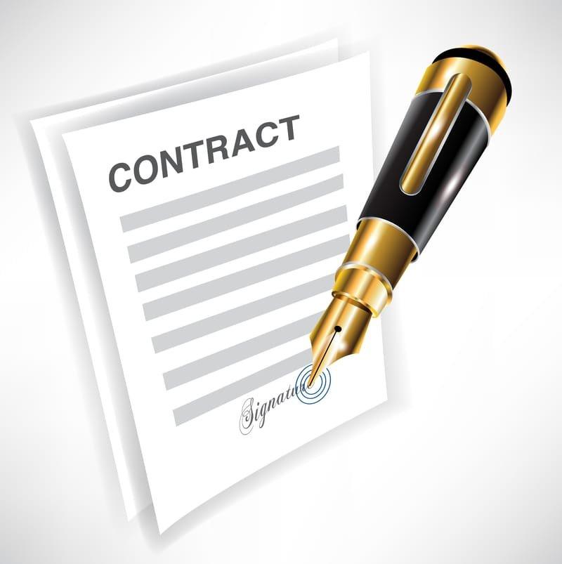 Составление гражданско-правовых договоров и регистрация права собственности