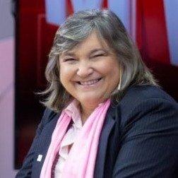 Leader of February: Maria Elena Noel-Vaeza