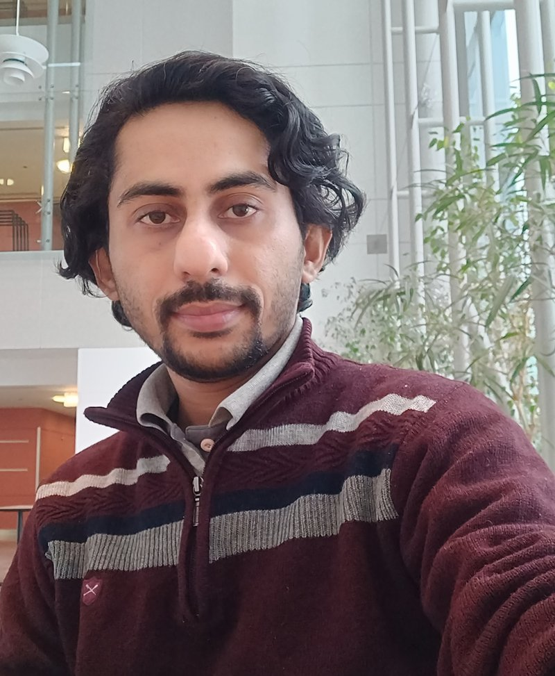 Aneesh Tazhe Veetil, Ph.D.