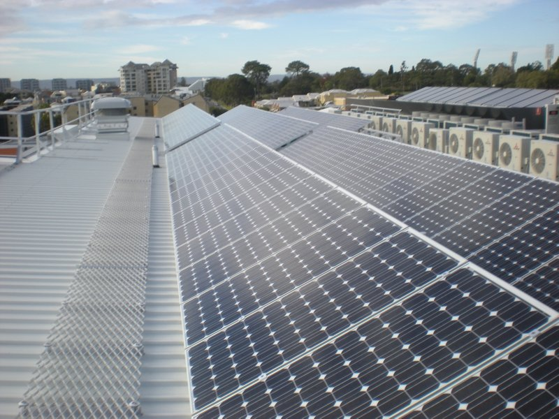 Solar PV, Battery & Hybrid Systems