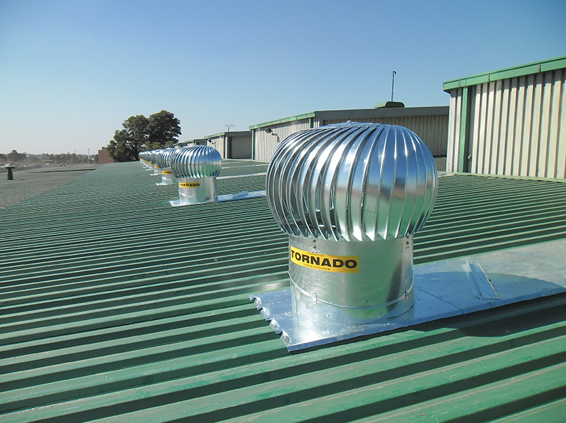 Windmaster Ventilation Systems