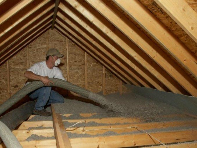 Eco Ceiling Insulation