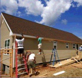 SAVE A HOUSE - MAKE A HOME
