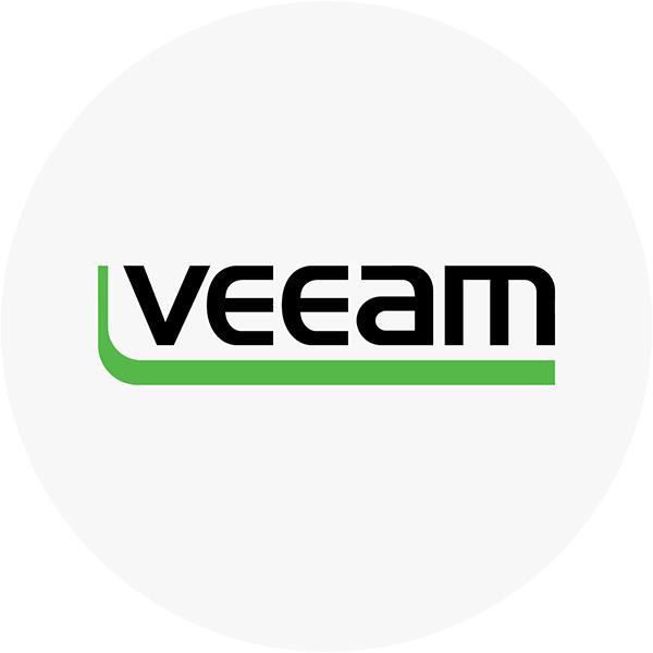 Helintegrert i Veeam