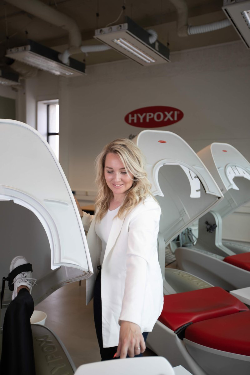 HYPOXI therapie