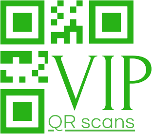 VIP QR scans