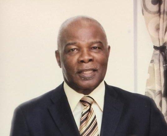Bishop Dr. Glenford Duffus