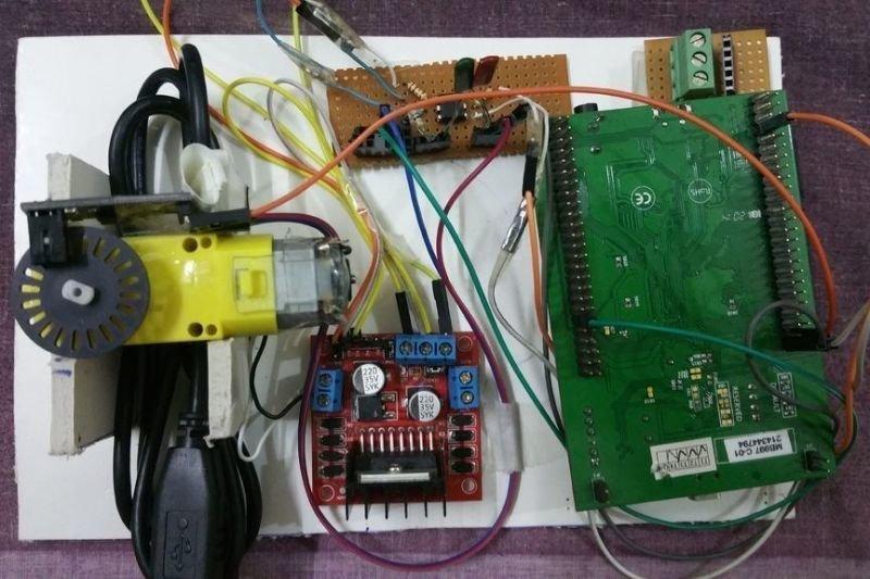 DC Motor Speed Controller