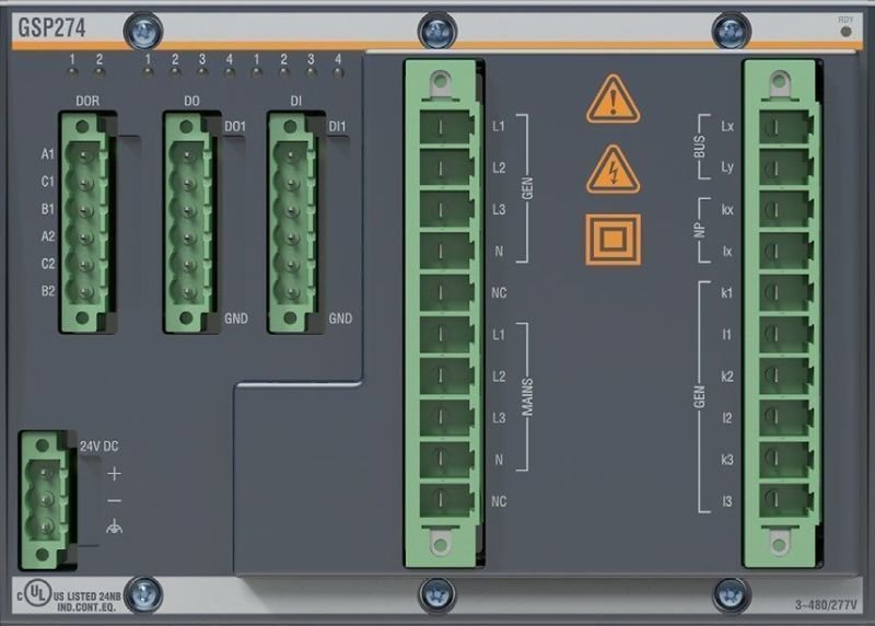 Frequency and Voltage Control of the Grid (LFC, AVR)