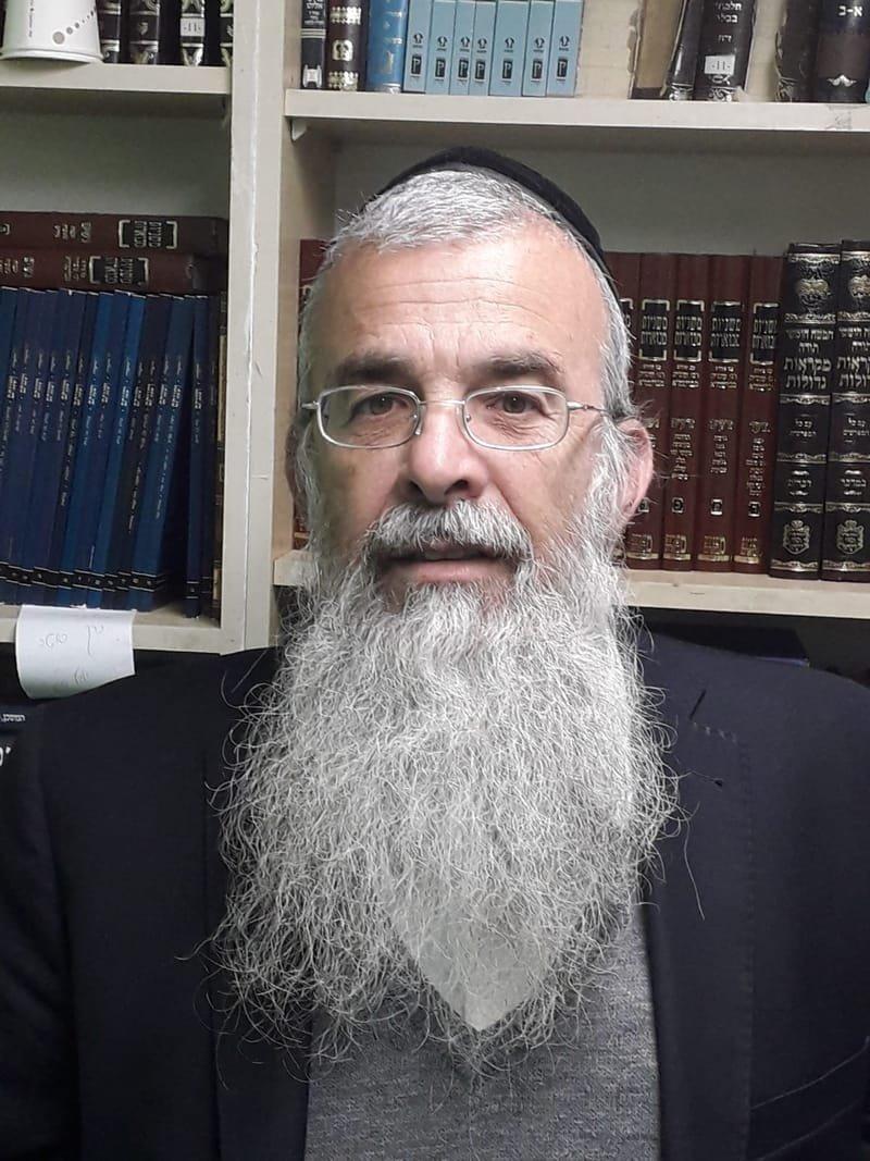 הרב יהודה שרז