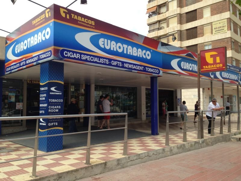 Eurotabaco Prices benidorm