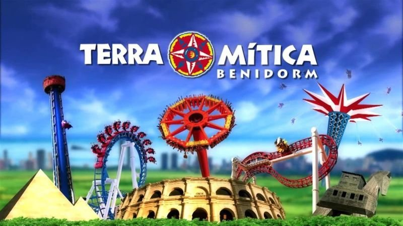 Terra Mítica - Tickets
