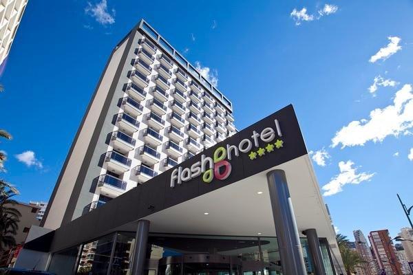 FLASH HOTEL BENIDORM - SHOW GUIDE - *TBA*
