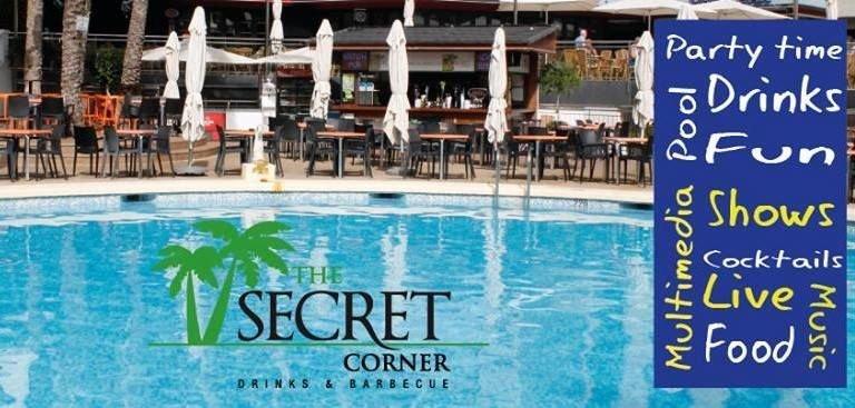 SECRET CORNER BAR & POOL - SHOW GUIDE - *TBA*