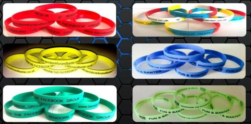 Fun And Banter Wristbands (Bands for Life)