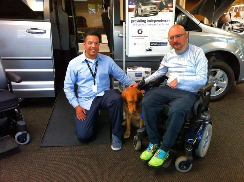 Automotive Adaptive Equipment and Wheelchair Vans