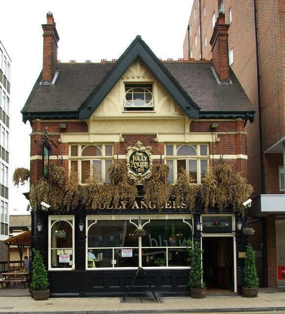The Jolly Anglers Pub