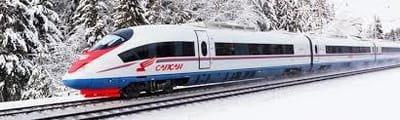 Train Ticket In St Petersburg
