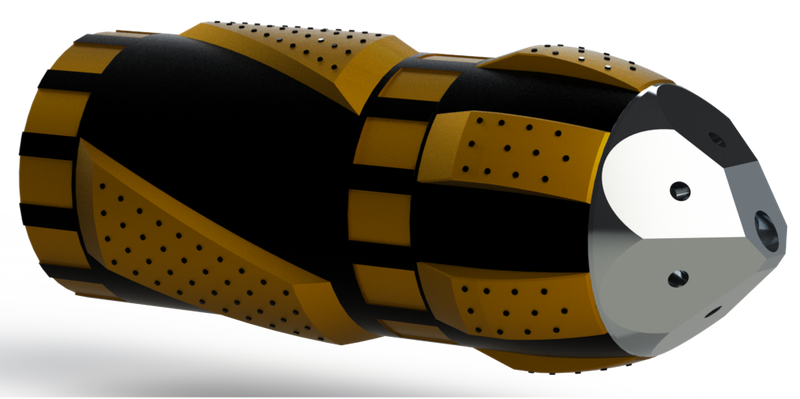 GeoMOLE Static Reamer Shoes