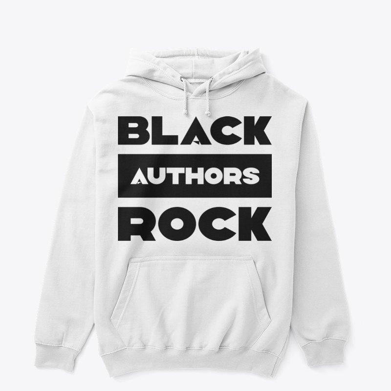 Black Authors Rock Hoodie II $29.95