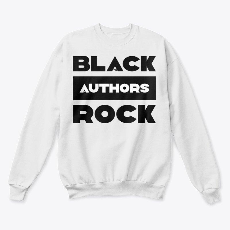 Black Authors Rock Sweatshirt II  $24.99