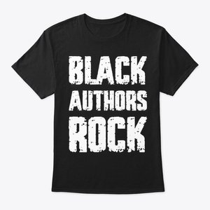 Black Authors Rock III Collection Tees  $21.99
