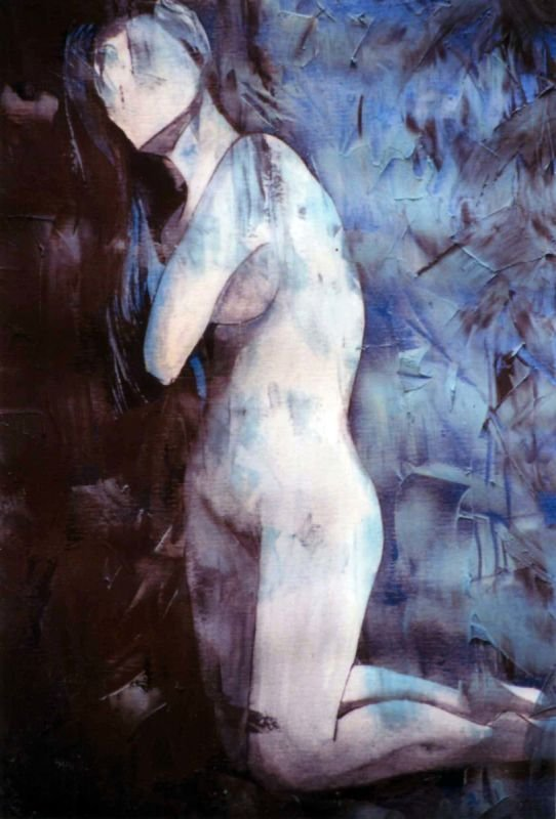 Bleu-âme