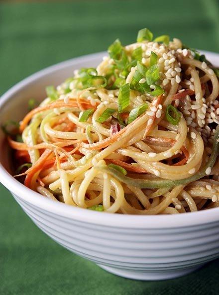 Sesame Noodles  ( Hot or Cold )