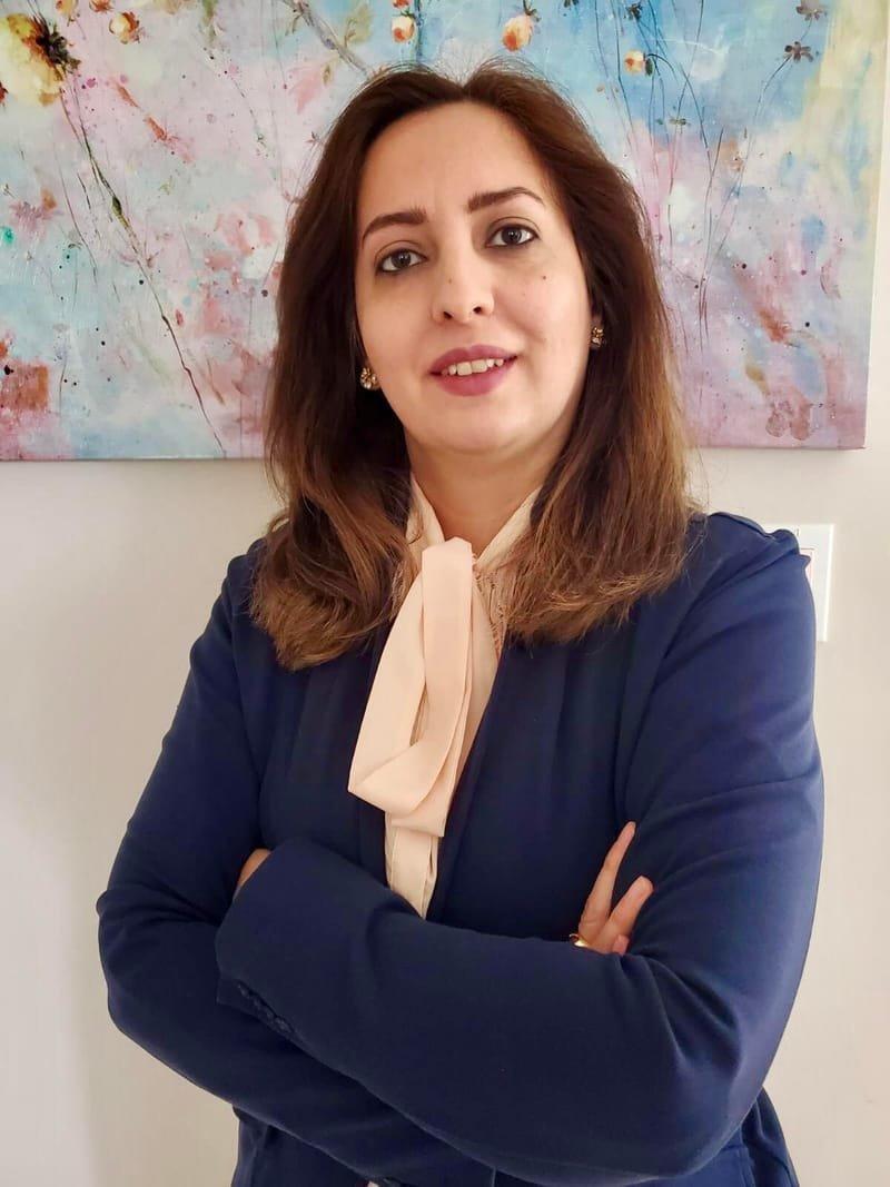 SAMIRA MASOUDI   MSW (Candidate)