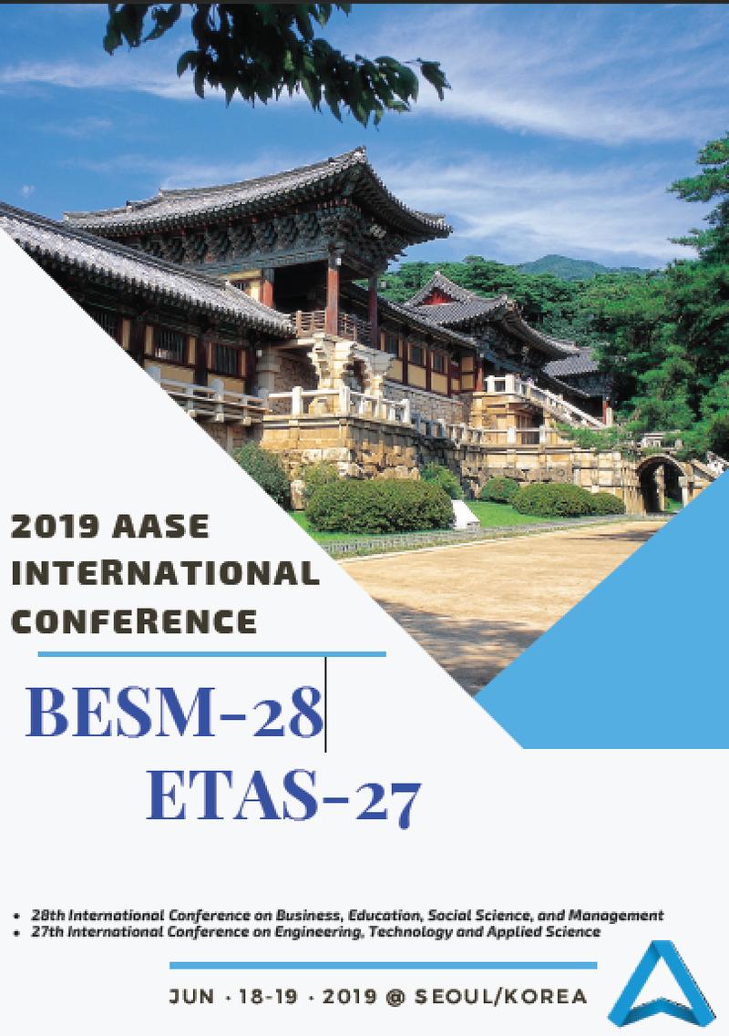 Proceedings of AASE International Conference: BESM-28 & ETAS-27