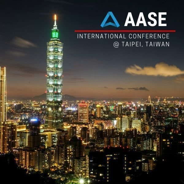 AASE Conference in Taiwan