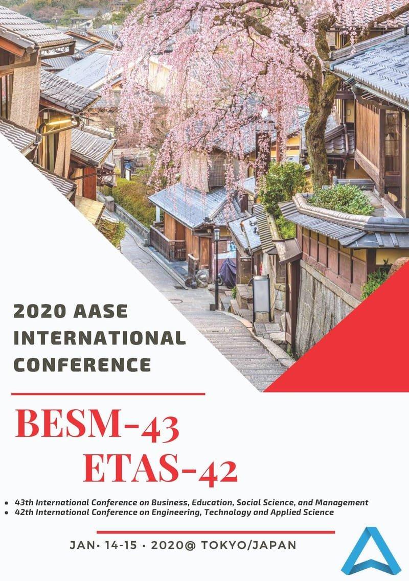 Proceedings of AASE International Conference: BESM-43 & ETAS-42