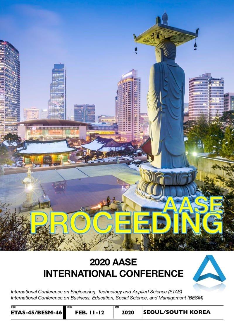 Proceedings of AASE International Conference: BESM-46 & ETAS-45